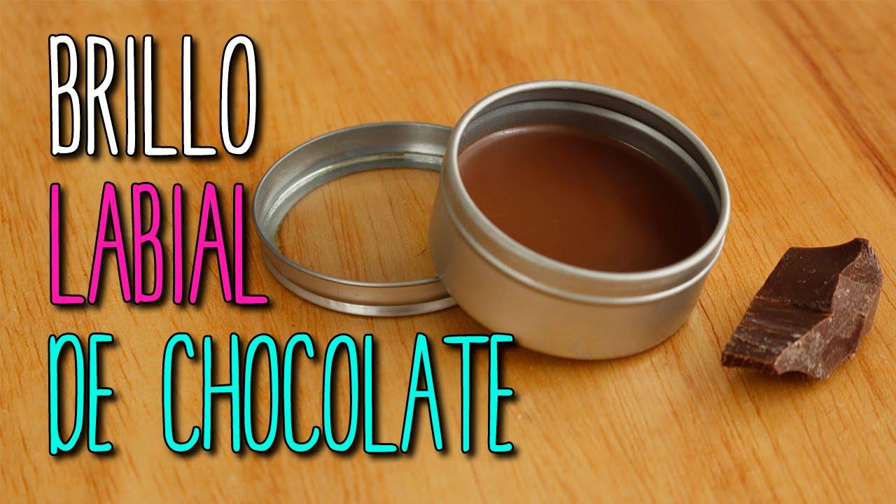 C mo hacer b lsamo labial sabor chocolate casero eos - Como cazar ratones en casa ...