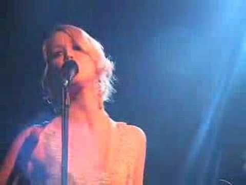 """The Pierces """"Secret"""" live"""