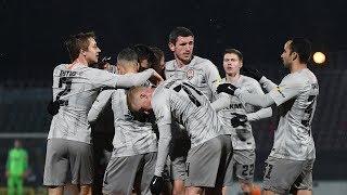 Невероятный гол Степаненко в падении через себя! Мариуполь – Шахтер – 0:1