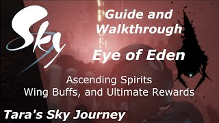 Sky: Children of the Light Eye of Eden Guide and Walkthrough (New)