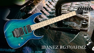 IBANEZ RG370AHMZ Sound Test [ROCK FACTORY]
