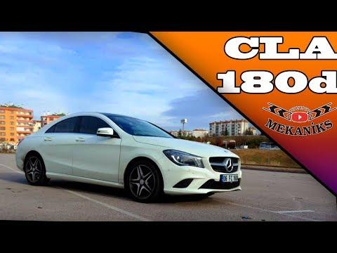 Mercedes CLA 180d İnceleme | Uygun Fiyatlı Oturaklı ve Sportif, Sahibini Sinirlendirdim