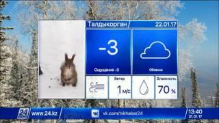 Прогноз погоды на 22 января