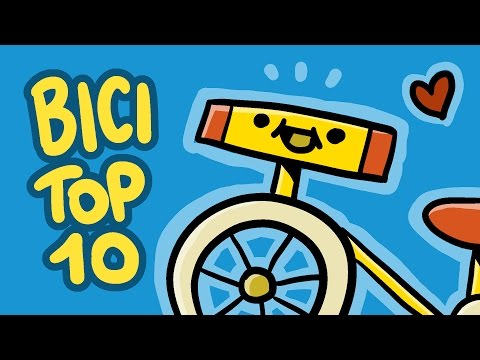 La bici è una FIGATA - TOP 10 RAGIONI