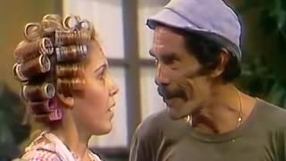 Don Ramón coqueteando con Doña Florinda. thumbnail