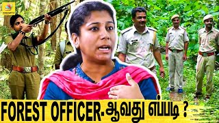 Interview with Sudha Raman IFS | Forest Officer