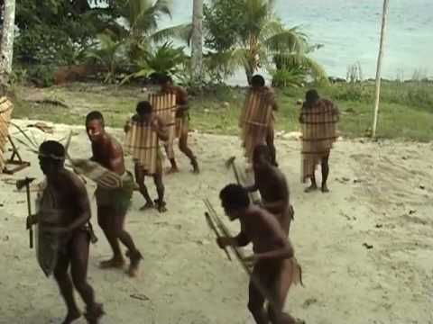 Pan Pipers from Santa Isabel, Solomon Islands (2)