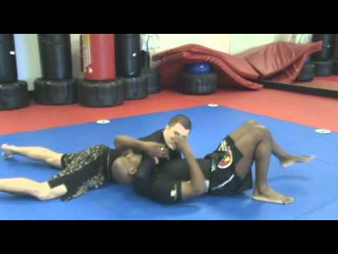 Darce Choke from Side Control