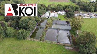 Byer Koi Farm Visit - Part One