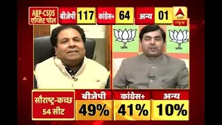 #ABPExitPoll: Congress MP Rajeev Shukla says 'Exit Poll results not the reality, wait for Dec 18