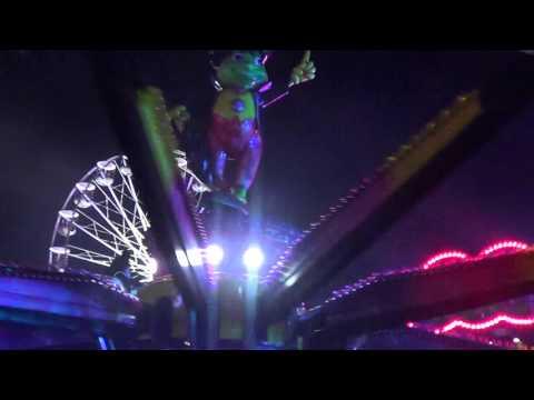 Martin Draper's Crazy Frog Milton Keynes October 2015