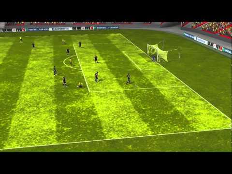 FIFA 14 iPhone/iPad - LEEAT vs. FC Barcelona