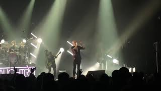 """DAUGHTRY """"white flag"""" *LIVE* The Bomb Factory Factory-Dallas Texas 2018"""