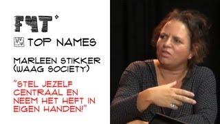 Marleen Stikker (Waag Society):