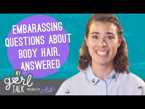 Girls Answer Embarrassing Questions About Body Hair
