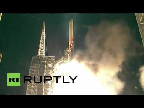 Secret cargo: US Space intel launches Delta 4 rocket with classified payload