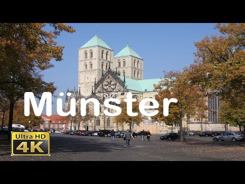 Münster in 4K