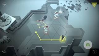 Deus Ex Go Level 48 Walkthrough