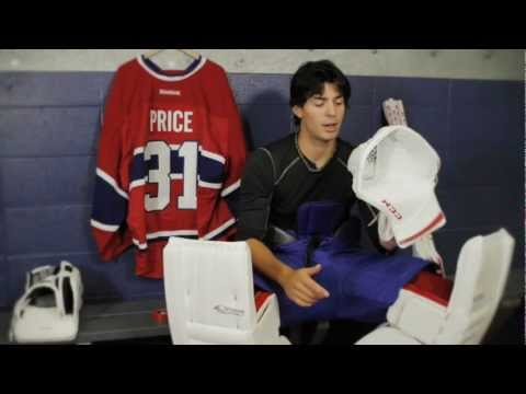 Carey Price Talks About The CCM Extreme Flex Pro Catch Glove