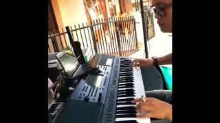 Keyboard cam - Lagu Nostalgia Medley || Cha-cha