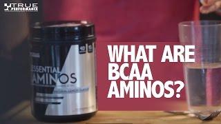 Benefits of BCAA Aminos