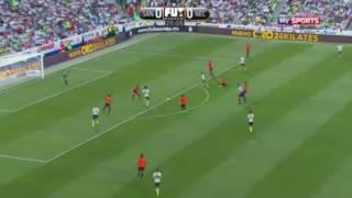 Santos VS Necaxa 2-2 Jornada 9 Clausura 2017