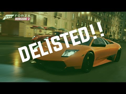 Forza Horizon 2 Will Be Delisted From All Microsoft Platforms!