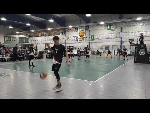 Day 3 Game 3 Fusion vs Unity West Set 3