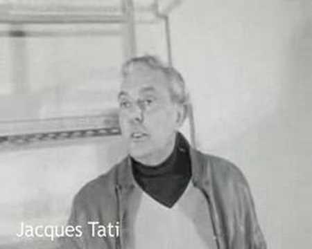 Jacques Tati en 1967