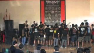 Haram - Barzakh @Pasuruan MetalFest #2