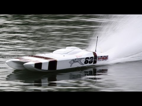 Fast rc electric boats in Manila