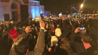 """Coldplay  """"Orphans"""" Live Amman, Jordan"""