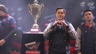 ROG MASTERS 2017 Aftermovie | ROG