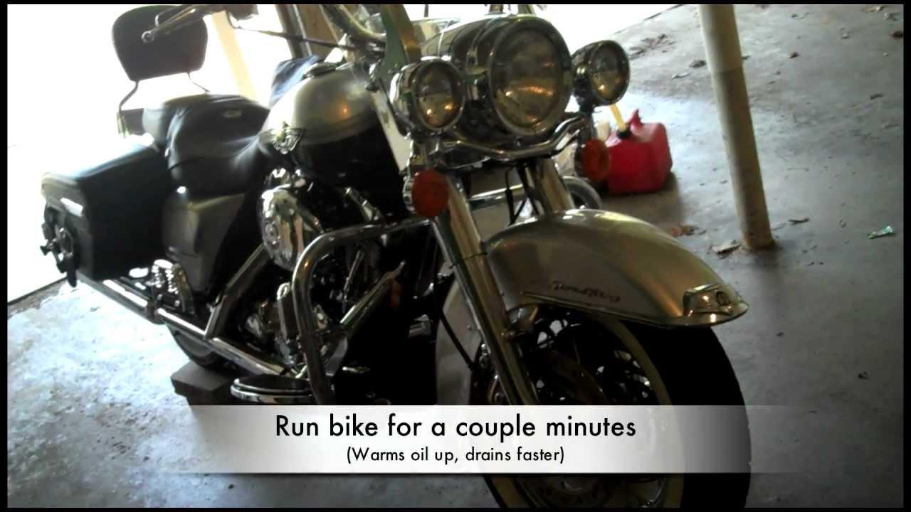 Harley Davidson Road King Classic Oil Filter