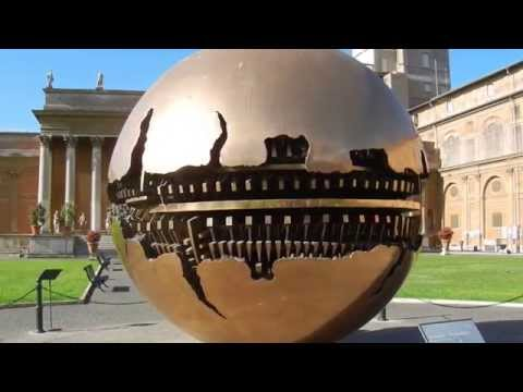 "Vatican Sphere within a Sphere (""Sfera con Sfera"")"