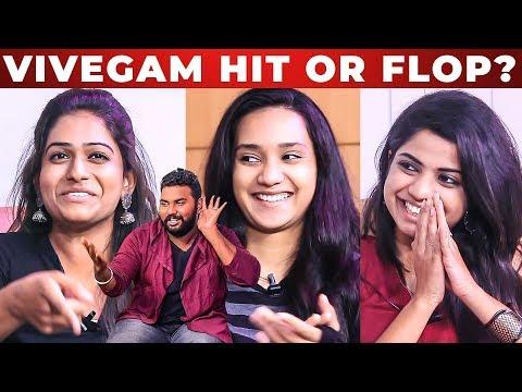 GAME SHOW: RJ Raghvi, Deepthi & Nandhini Madesh | NRD Show | GP 2.1