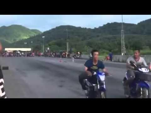 Đua xe Thailand Đá Số Trên Không ! Đỉnh