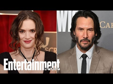 Keanu Reeves & Winona Ryder To Star In Romantic Comedy Together | News Flash | Entertainment Weekly