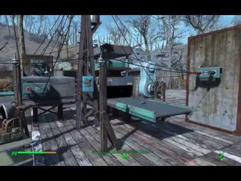Fallout 4 system d 39 usine automatique avec porte logique for Porte logique
