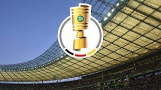 DFB Pokal Holstein Kiel vs Wehen Wiesbaden