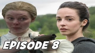 Outlander Season 3 Episode 8: Review, Top Moments, Top Novel Deviations!!!