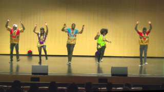 2015 Michael Tilford Conference - African Student Association Performance