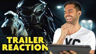 Predator: Upgrade | Trailer Reaction