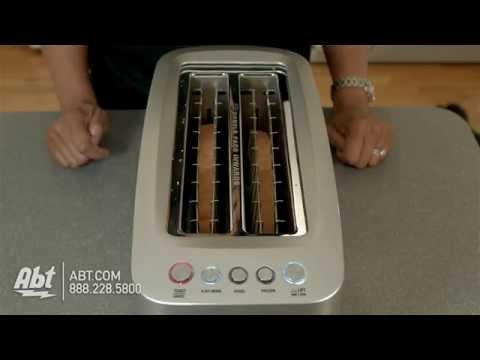 Breville Motorized Smart Toaster BTA830XL Overview