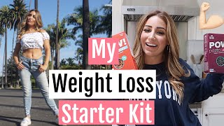 Weight Loss Starter Kit // WHAT YOU NEED IN YOUR KITCHEN