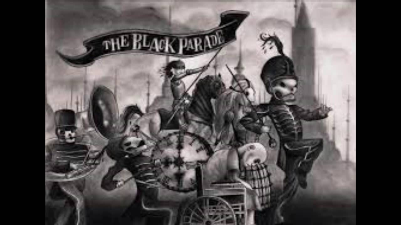 The End My Chemical Romance Discography Review Black Parade