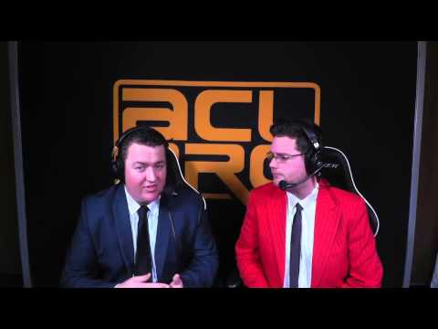 ACL Melbourne -  PPR1 - True AmBition.Serenity vs Risen