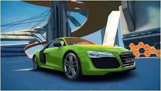 Asphalt 8: القيادة الهوائية - سباق سيارات ممتعة screenshot 1