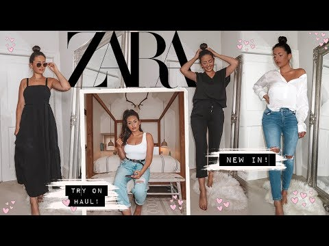 You Asked For It... New In ZARA Try On Haul • SPRING / SUMMER   Emily Philpott