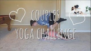 COUPLES YOGA CHALLENGE!!!